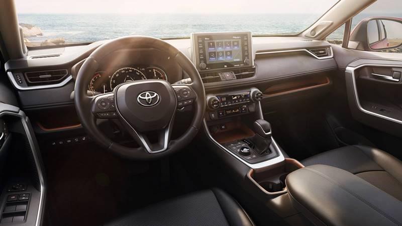 Toyota RAV4 đời mới chính thống trình làng tại Triển lãm New York 2018 - Hình 2