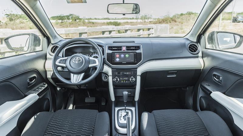 Đánh giá ưu nhược điểm xe Toyota Rush 2019 tại Việt Nam - Ảnh 4