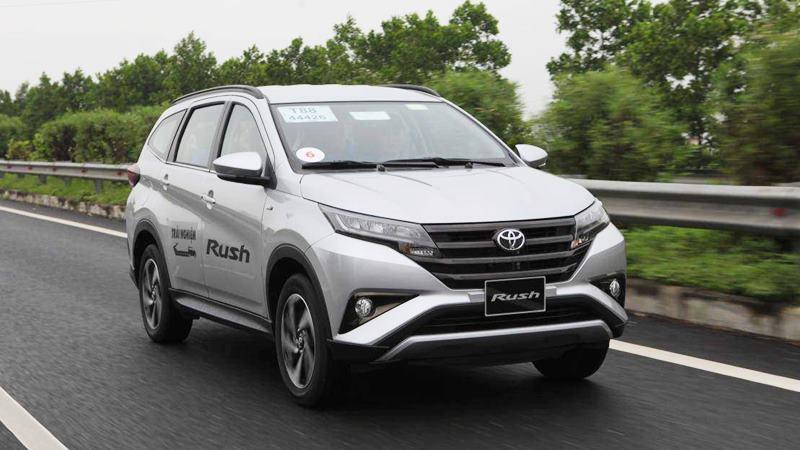 Đánh giá ưu nhược điểm xe Toyota Rush 2019 tại Việt Nam - Ảnh 1