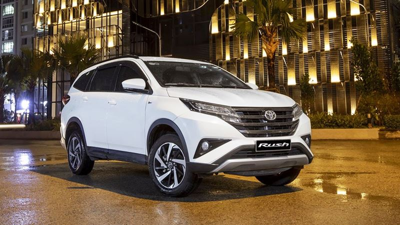 Toyota Rush 2020 có giá bán mới 633 triệu đồng - Ảnh 1