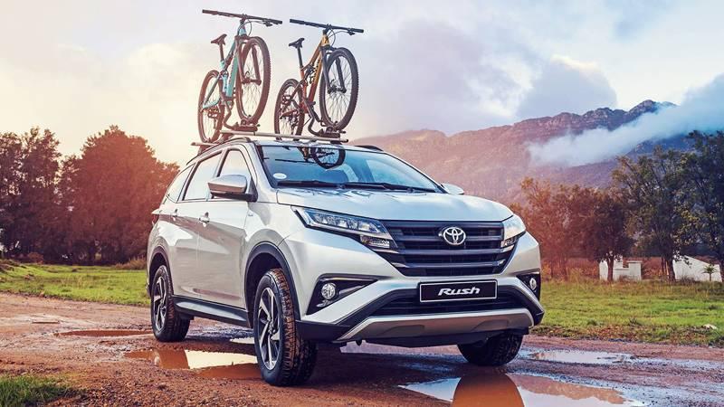 Toyota Rush 2020 có giá bán mới 633 triệu đồng - Ảnh 8