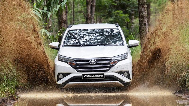 Toyota Rush 2020 có giá bán mới 633 triệu đồng - Ảnh 2