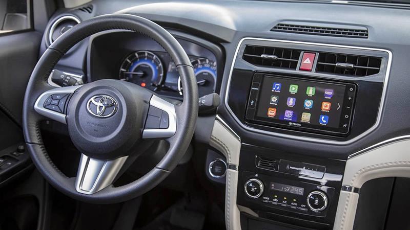 Toyota Rush 2020 có giá bán mới 633 triệu đồng - Ảnh 5