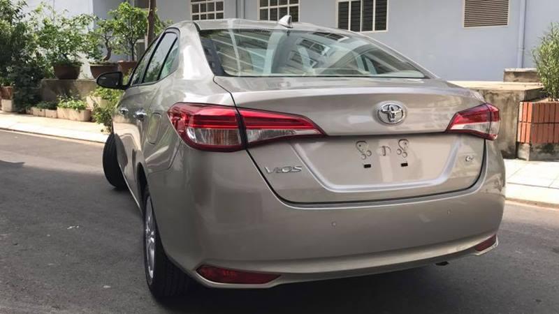 Chi tiết xe Toyota Vios G 2018-2019 mới tại Việt Nam - Ảnh 3