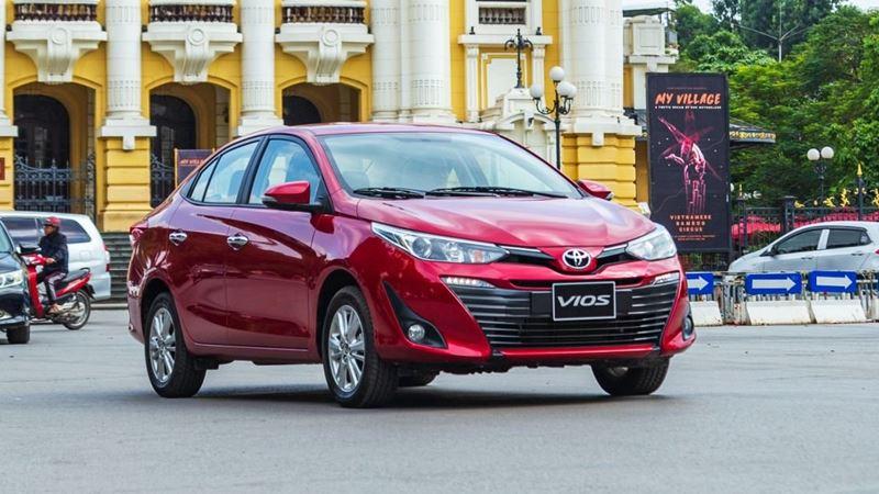 Chi tiết những thay đổi trên xe Toyota Vios 2020 mới tại Việt Nam - Ảnh 1
