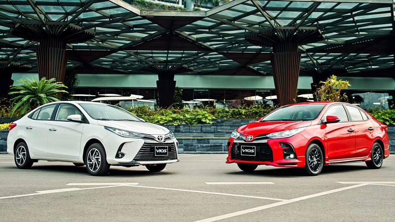 Thông số kỹ thuật và trang bị xe Toyota Vios 2021 - Ảnh 7