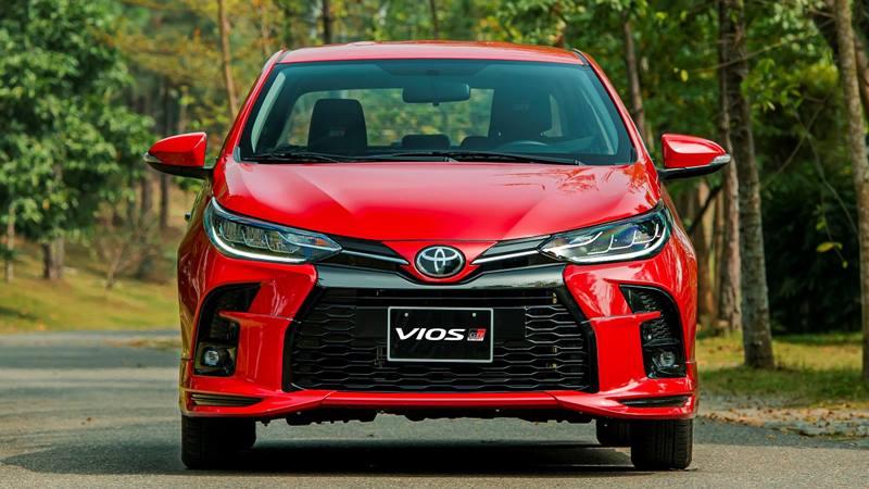Thông số kỹ thuật và trang bị xe Toyota Vios 2021 - Ảnh 2