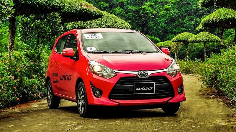 Chương trình khuyến mãi xe Toyota Việt Nam tháng 3/2019 - Ảnh 2