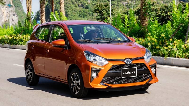 Bảng giá xe Toyota 2021 - Ảnh 2
