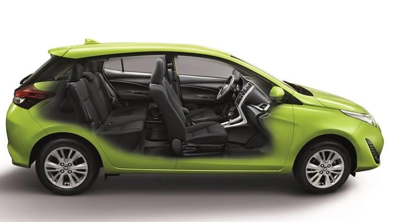 Chi tiết xe Toyota Yaris 2018 phiên bản mới - Ảnh 7