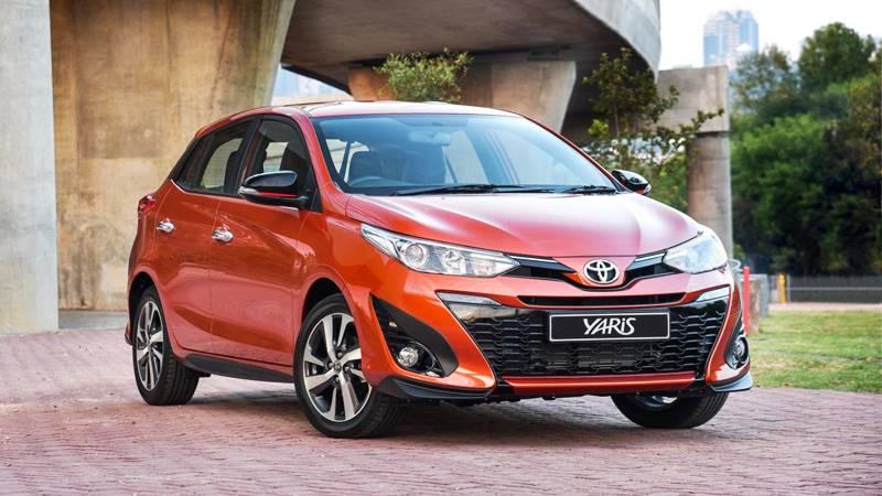 Chi tiết xe Toyota Yaris 2018 phiên bản mới - Ảnh 1