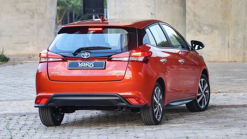 Chi tiết xe Toyota Yaris 2018 phiên bản mới - Ảnh 4