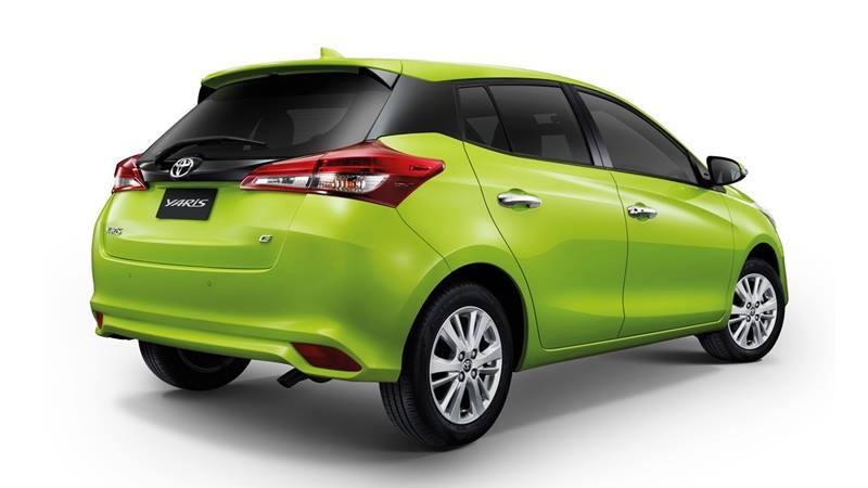 Chi tiết xe Toyota Yaris 2018 phiên bản mới - Ảnh 3