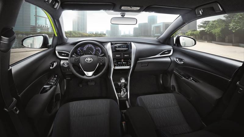 Chi tiết xe Toyota Yaris 2018 phiên bản mới - Ảnh 5