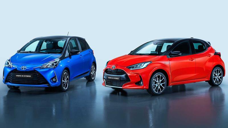 Toyota Yaris 2020 thế hệ mới - đẹp, tiện nghi và nhiều công nghệ - Ảnh 1