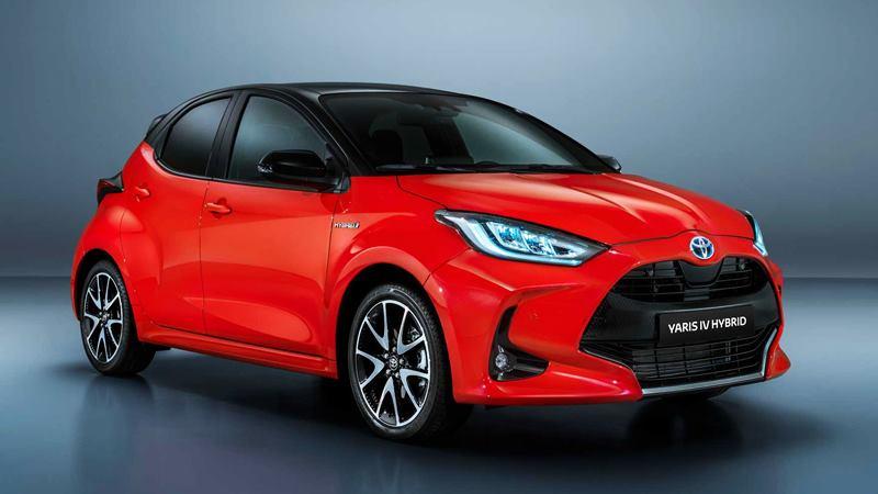 Toyota Yaris 2020 thế hệ mới - đẹp, tiện nghi và nhiều công nghệ - Ảnh 3