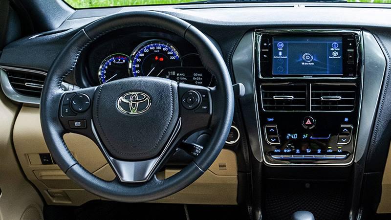 Toyota Yaris 2021 có giá bán 668 triệu tại Việt Nam - Ảnh 4