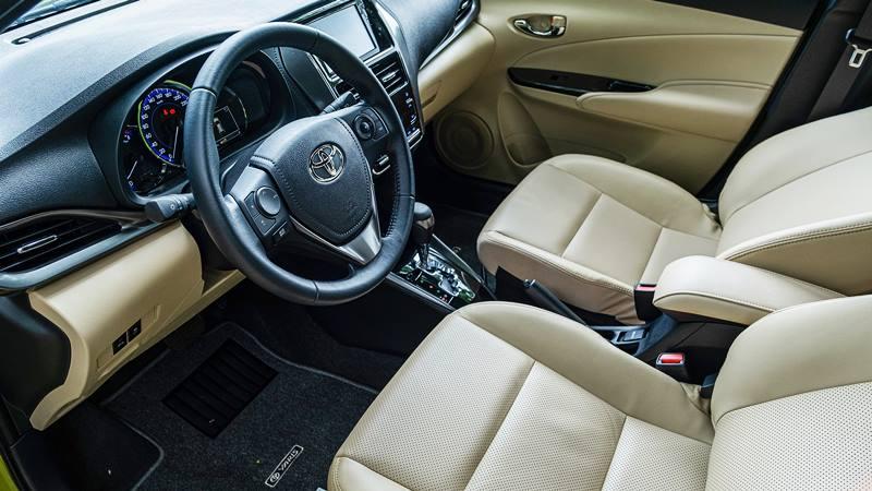 Toyota Yaris 2021 có giá bán 668 triệu tại Việt Nam - Ảnh 5