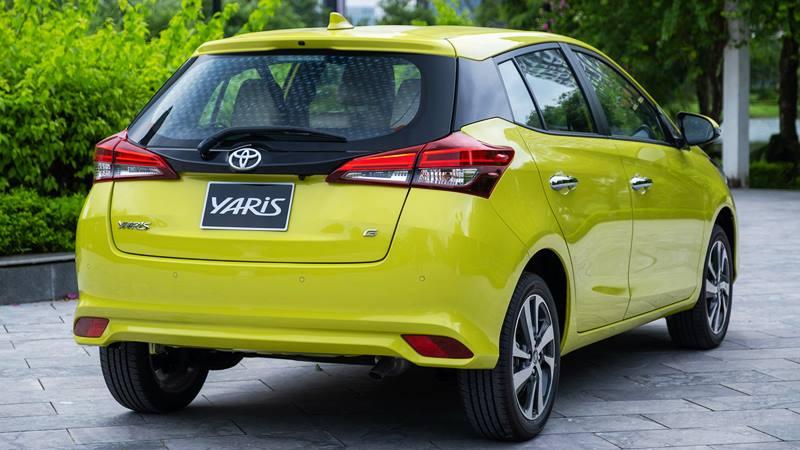 Toyota Yaris 2021 có giá bán 668 triệu tại Việt Nam - Ảnh 7