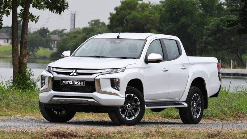 Mitsubishi Triton 2019 chính thức bán tại Việt Nam - giá từ 730 triệu - Ảnh 1