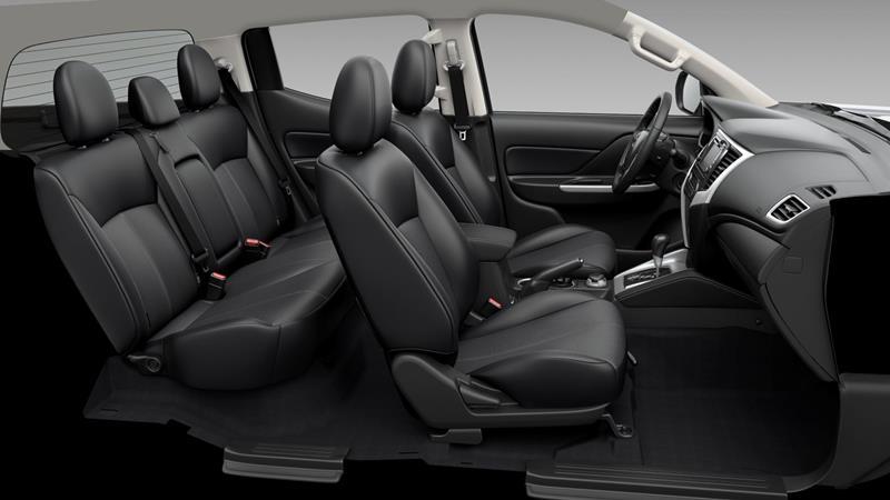 Mitsubishi Triton 2019 chính thức bán tại Việt Nam - giá từ 730 triệu - Ảnh 5