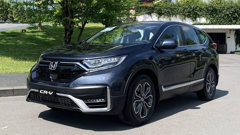 Chi tiết thông số và trang bị xe Honda CR-V 2020 lắp ráp tại Việt Nam - Ảnh 1