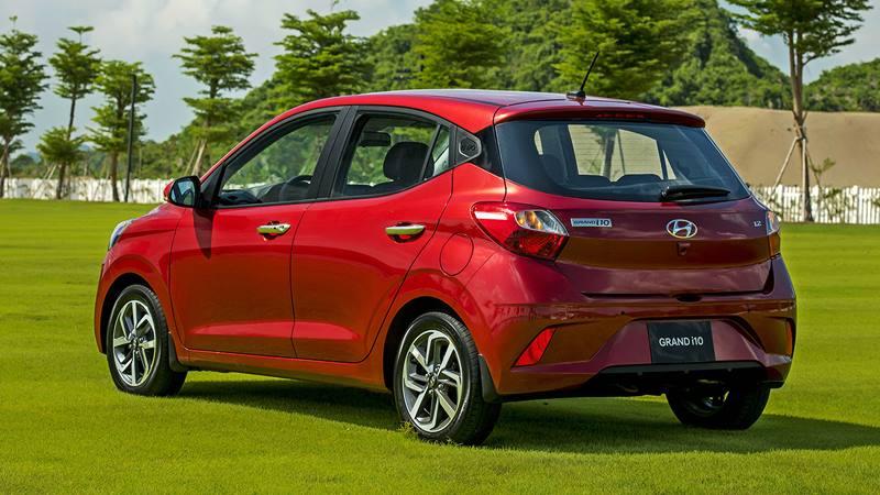 Thông số và trang bị xe Hyundai Grand i10 2021 mới bản Hatchback 5 cửa - Ảnh 5