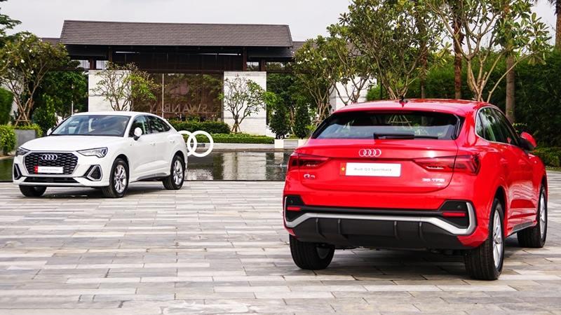 Thông số kỹ thuật và trang bị xe Audi Q3 Sportback 2021 - Ảnh 1