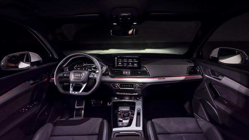 Thông số kỹ thuật và trang bị xe Audi Q5 2021 mới tại Việt Nam - Ảnh 4