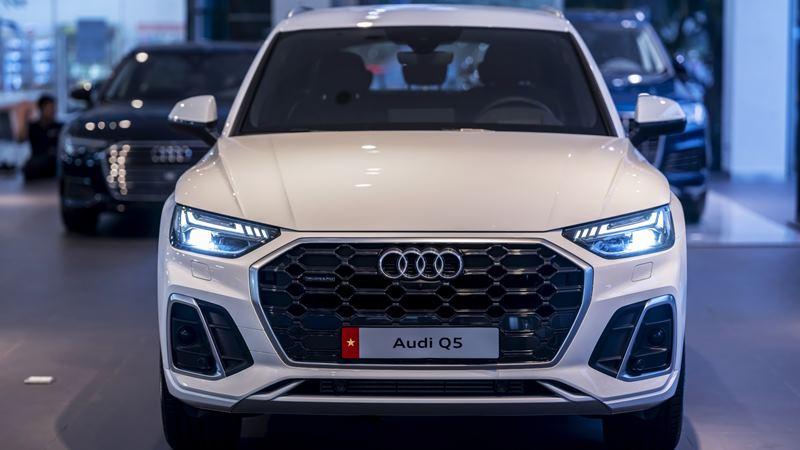 Thông số kỹ thuật và trang bị xe Audi Q5 2021 mới tại Việt Nam - Ảnh 2