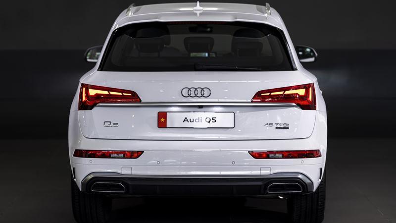 Thông số kỹ thuật và trang bị xe Audi Q5 2021 mới tại Việt Nam - Ảnh 3