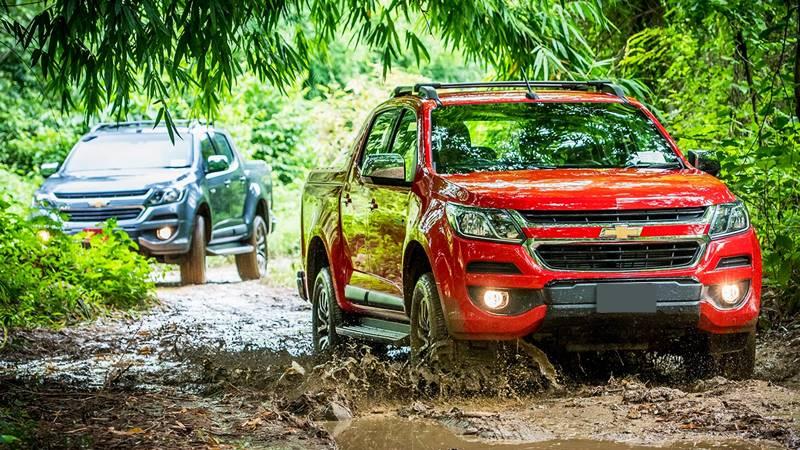 Thông số và trang bị xe Chevrolet Colorado 2018-2019 tại Việt Nam - Ảnh 1