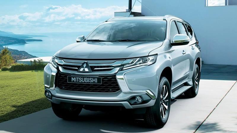 Thông số kỹ thuật xe Mitsubishi Pajero Sport 2018-2019 tại Việt Nam - Ảnh 1