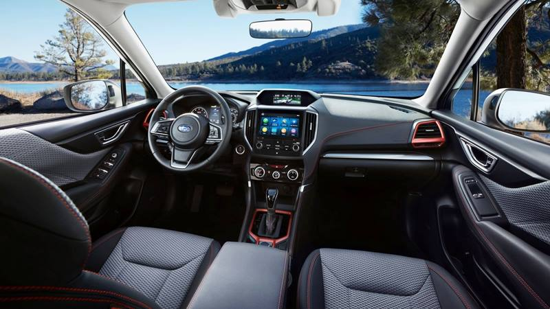 Bất ngờ công nghệ hỗ trợ người lái EyeSight trên Subaru Forester 2019 - Hình 2