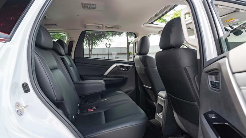 Thông số kỹ thuật xe Mitsubishi Pajero Sport 2021 tại Việt Nam - Ảnh 6