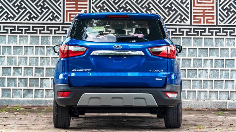 Thông số kỹ thuật và trang bị xe Ford EcoSport 2020-2021 mới - Ảnh 3