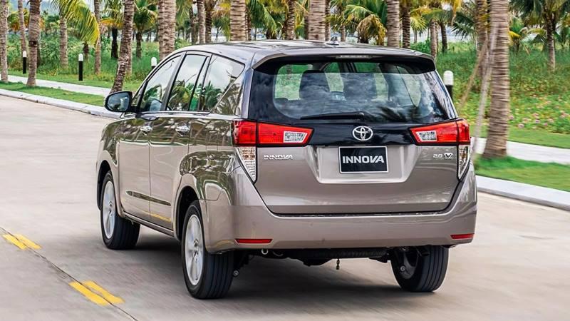 Thông số kỹ thuật và trang bị Toyota Innova 2021 tại Việt Nam - Ảnh 3