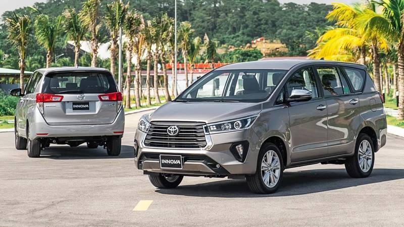 Thông số kỹ thuật và trang bị Toyota Innova 2021 tại Việt Nam - Ảnh 1