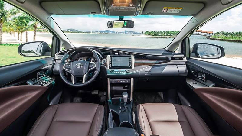 Thông số kỹ thuật và trang bị Toyota Innova 2021 tại Việt Nam - Ảnh 4