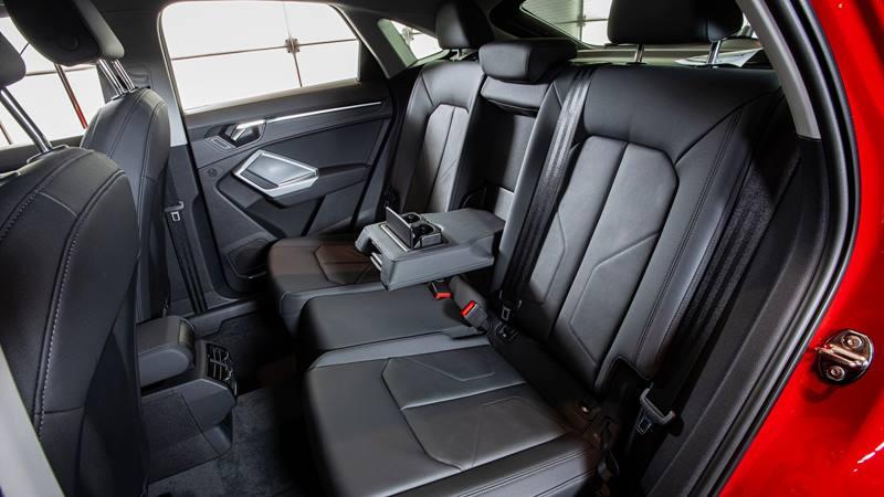 Thông số kỹ thuật và trang bị xe Audi Q3 Sportback 2021 - Ảnh 6