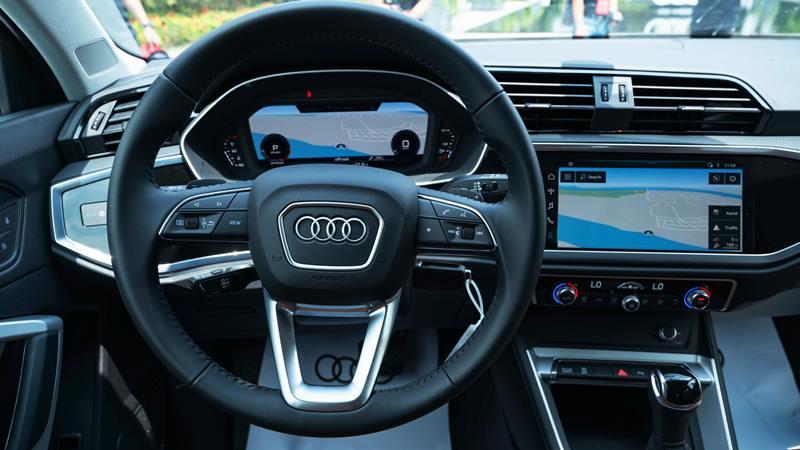 Thông số kỹ thuật và trang bị xe Audi Q3 Sportback 2021 - Ảnh 5