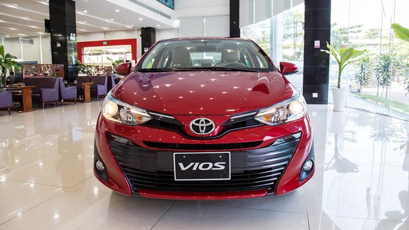 Kết quả hình ảnh cho Toyota Vios 2019