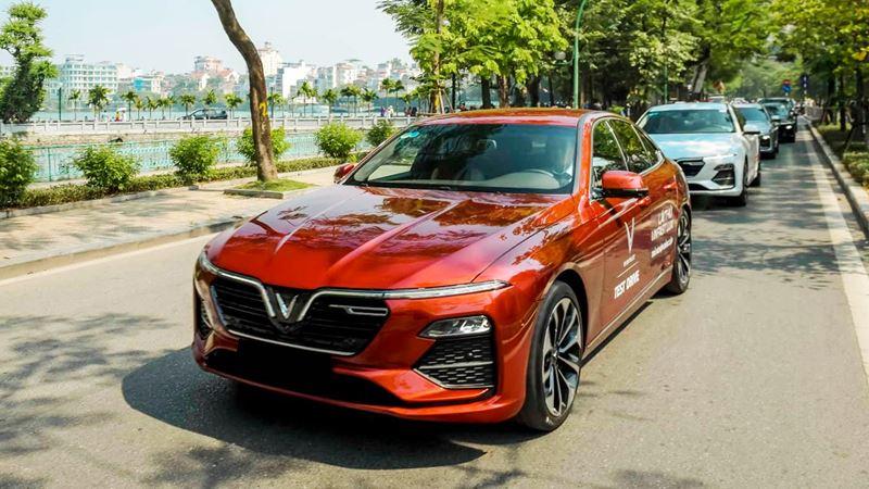 Ưu đãi mua xe VinFast LUX A2.0 - SA2.0 miễn phí lãi suất vay trả góp - Ảnh 2