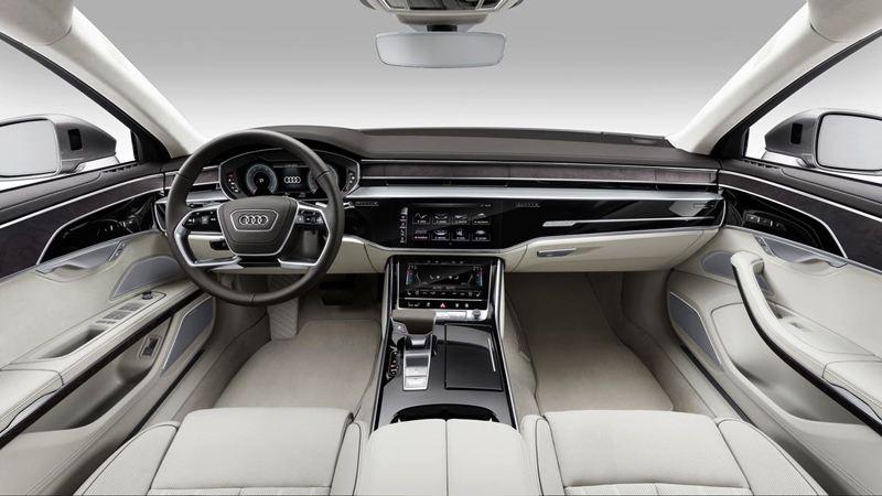 Đánh giá xe Audi A8 2018 - Hình 2