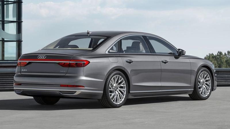 Giá xe Audi A8 2018 mới nhất - Hình 2