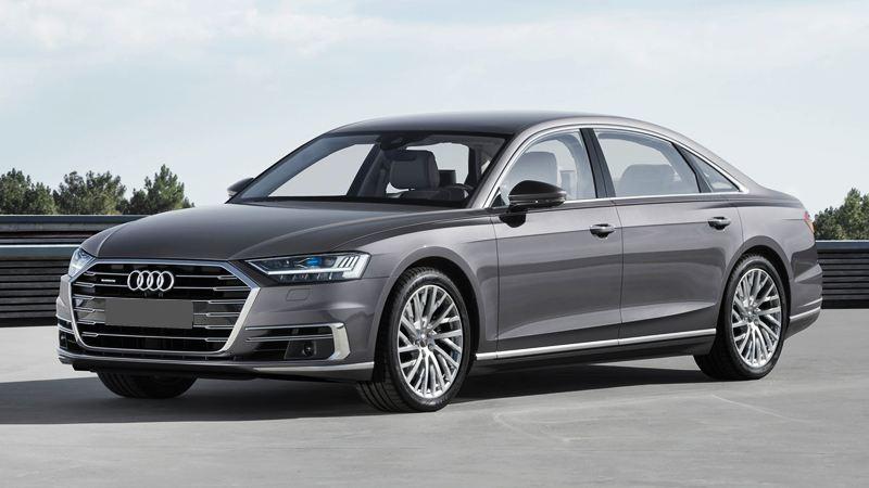 Giá xe Audi A8 2018 mới nhất - Hình 1