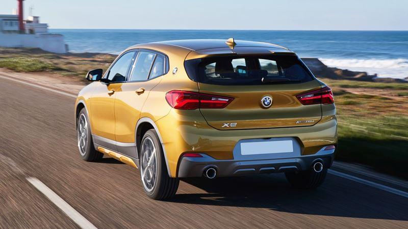 BMW X2 2019 không đạt đánh giá an toàn cao nhất từ IIHS - Hình 2