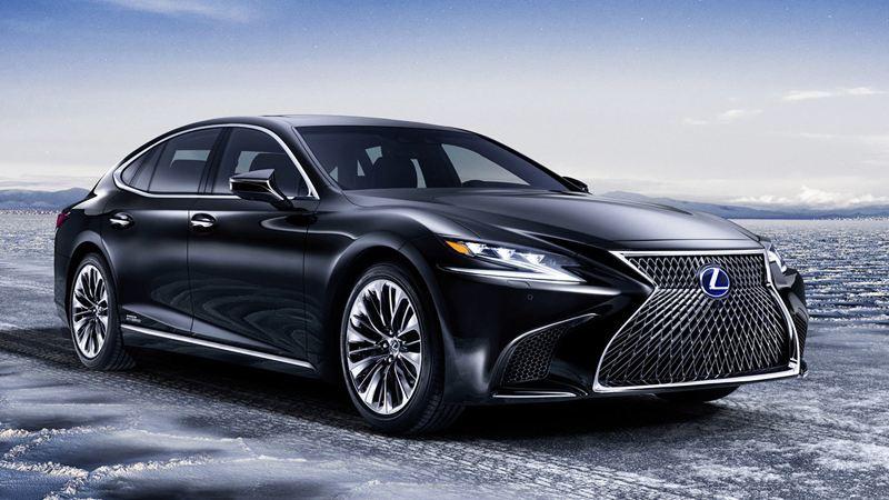Đánh giá xe Lexus LS 2018 về thiết kế nội ngoại thất và khả năng vận hành - Hình 1