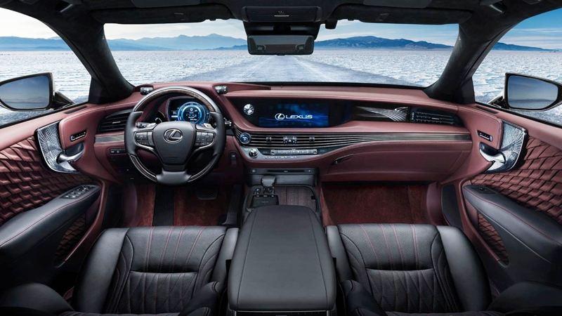 Đánh giá xe Lexus LS 2018 về thiết kế nội ngoại thất và khả năng vận hành - Hình 2