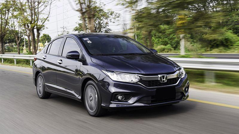 Đánh giá ưu nhược điểm xe Honda City 2017-2018